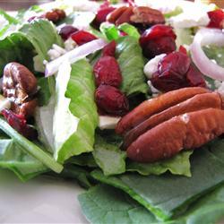 cran pecan salad