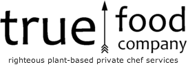 True Food logo